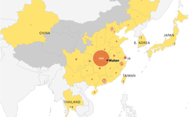 Coronavirus Live Updates China Bans Travel From More