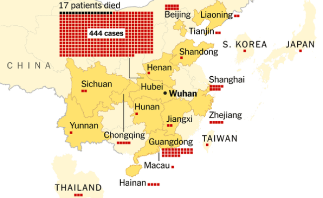 As Coronavirus Spreads From China Scientists See Grim