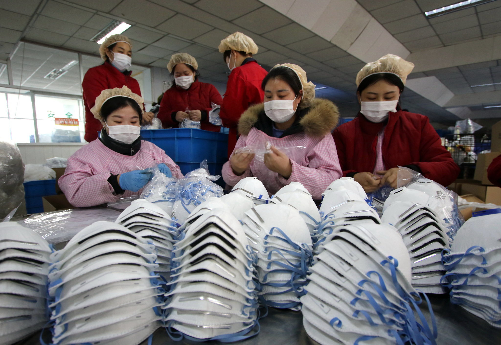 Many in China Wear Them, but Do Masks Block Coronavirus? - The New ...