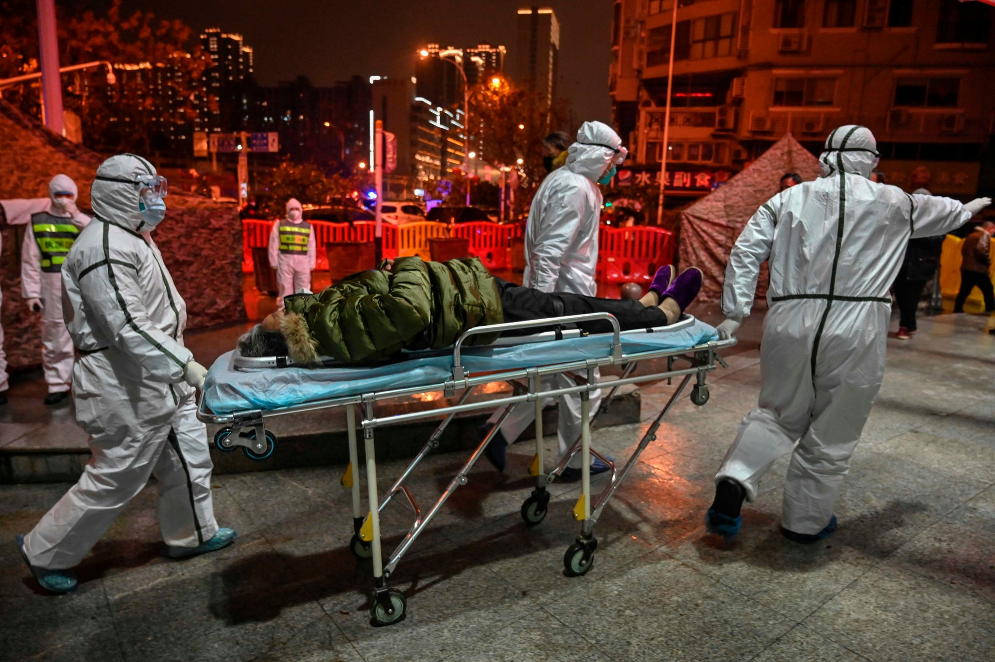 Effects of Coronavirus Begin Echoing Far From Wuhan Epicenter ...