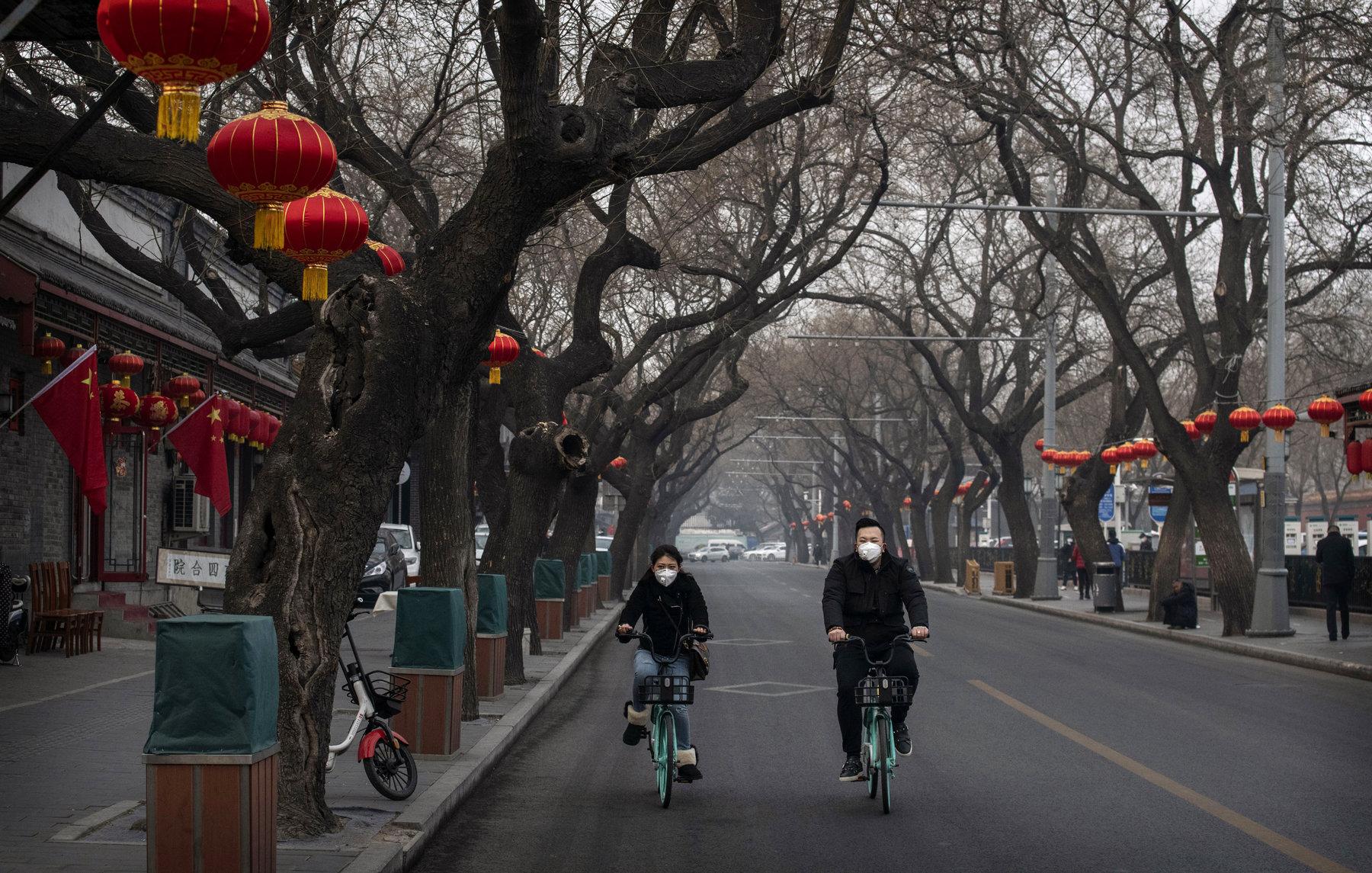 As Virus Spreads, Anger Floods Chinese Social Media - The New York ...