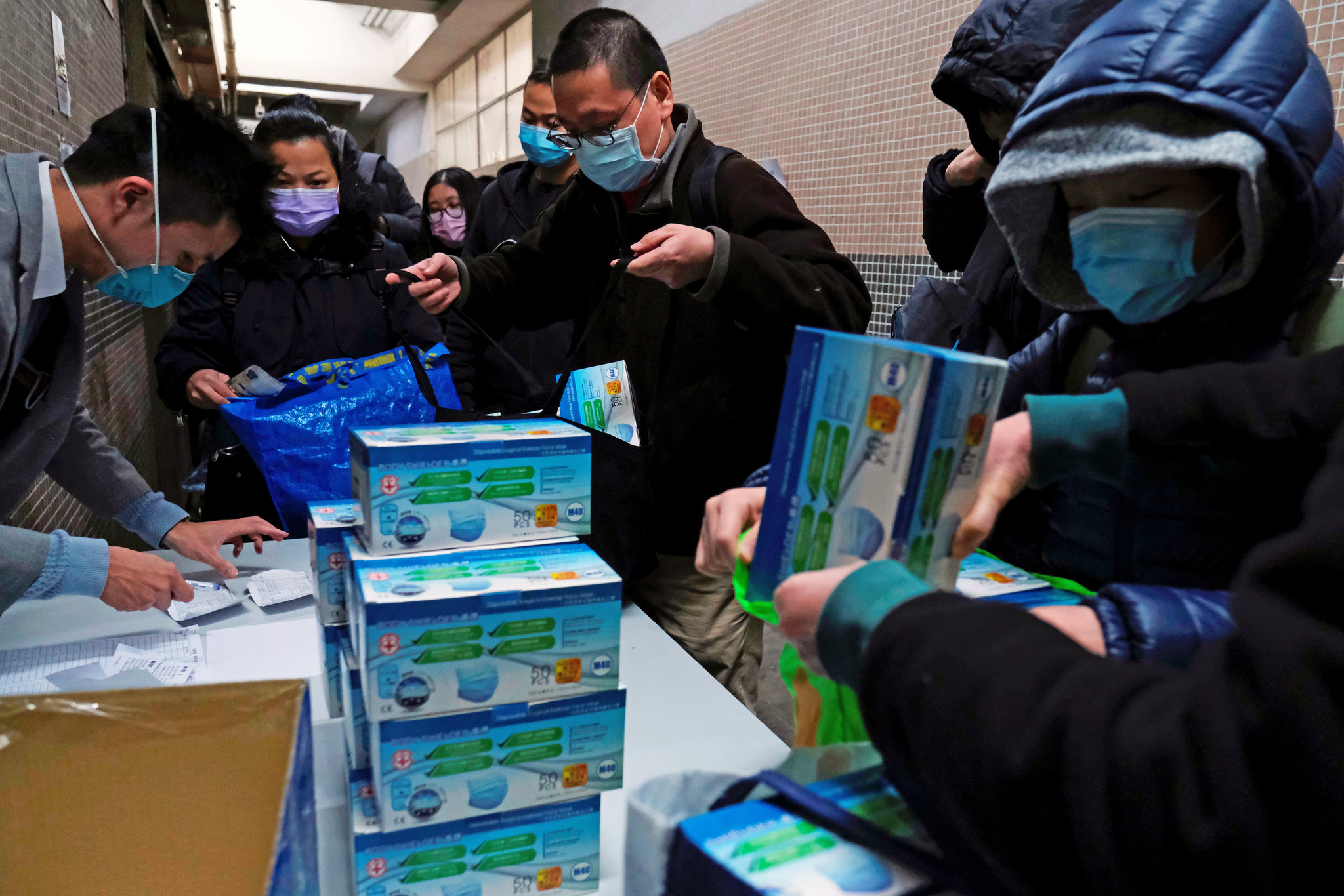 Face Mask Hoarders May Raise Risk of Coronavirus Outbreak in the ...