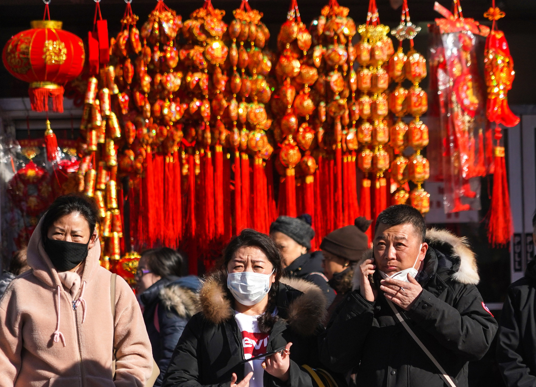 Coronavirus in New York: Lunar New Year Events Canceled Over Fears ...