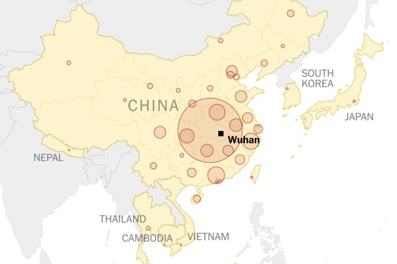 Opinion | As Fears of Wuhan's Coronavirus Spread - The New York Times
