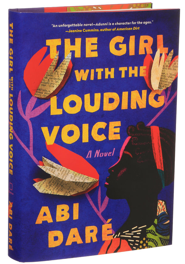 "Abi Daré's book ""The Girl With the Louding Voice"" comes out on Feb. 4."