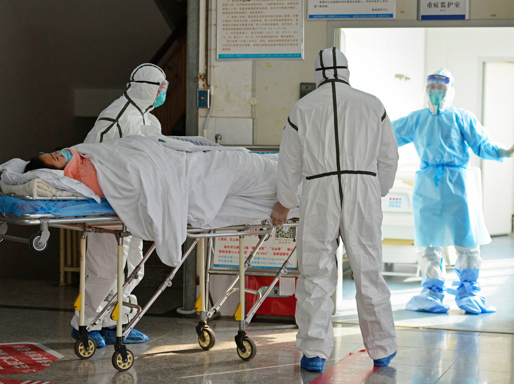 Wuhan Coronavirus Looks Increasingly Like a Pandemic, Experts Say ...
