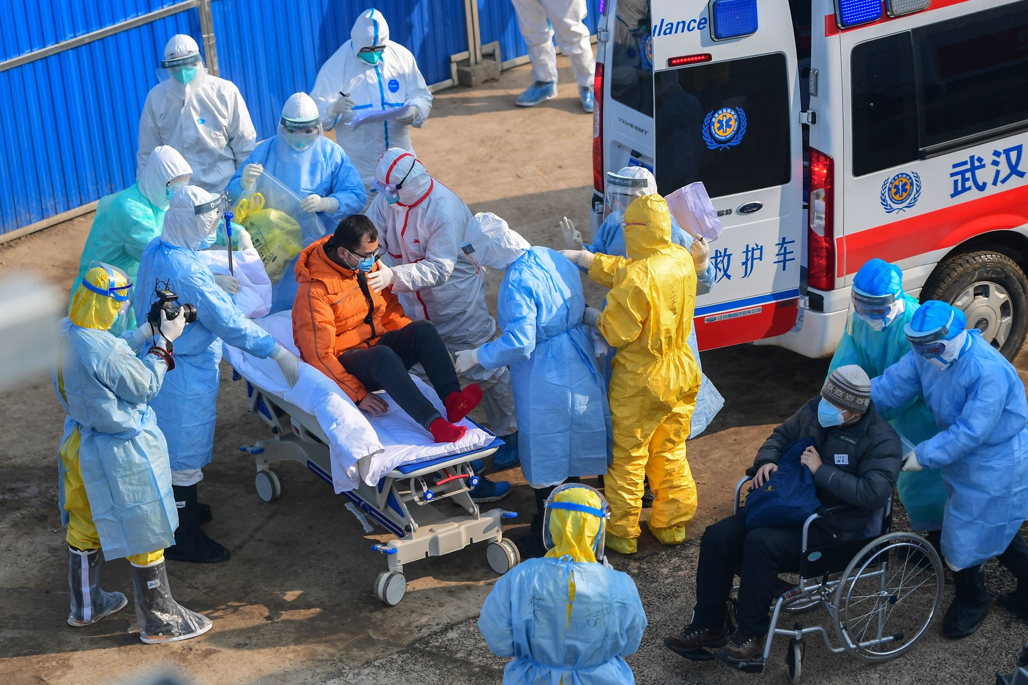 As China Clamps Down on Negative News, Quarantines on Land and Sea ...