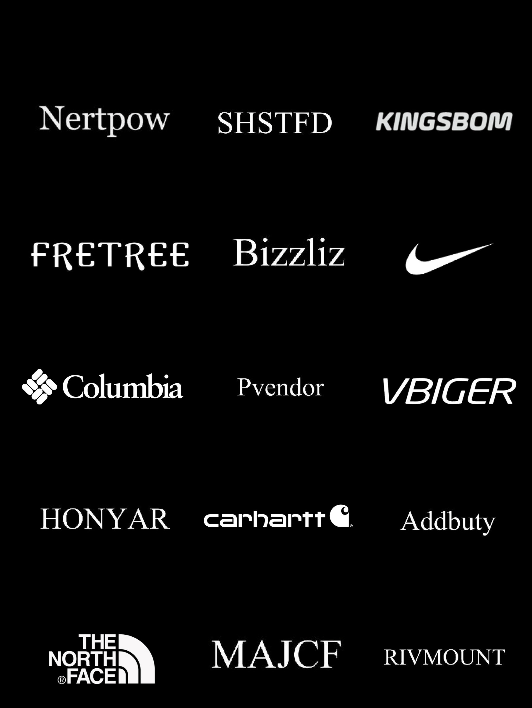 all your favorite brands from bstoem