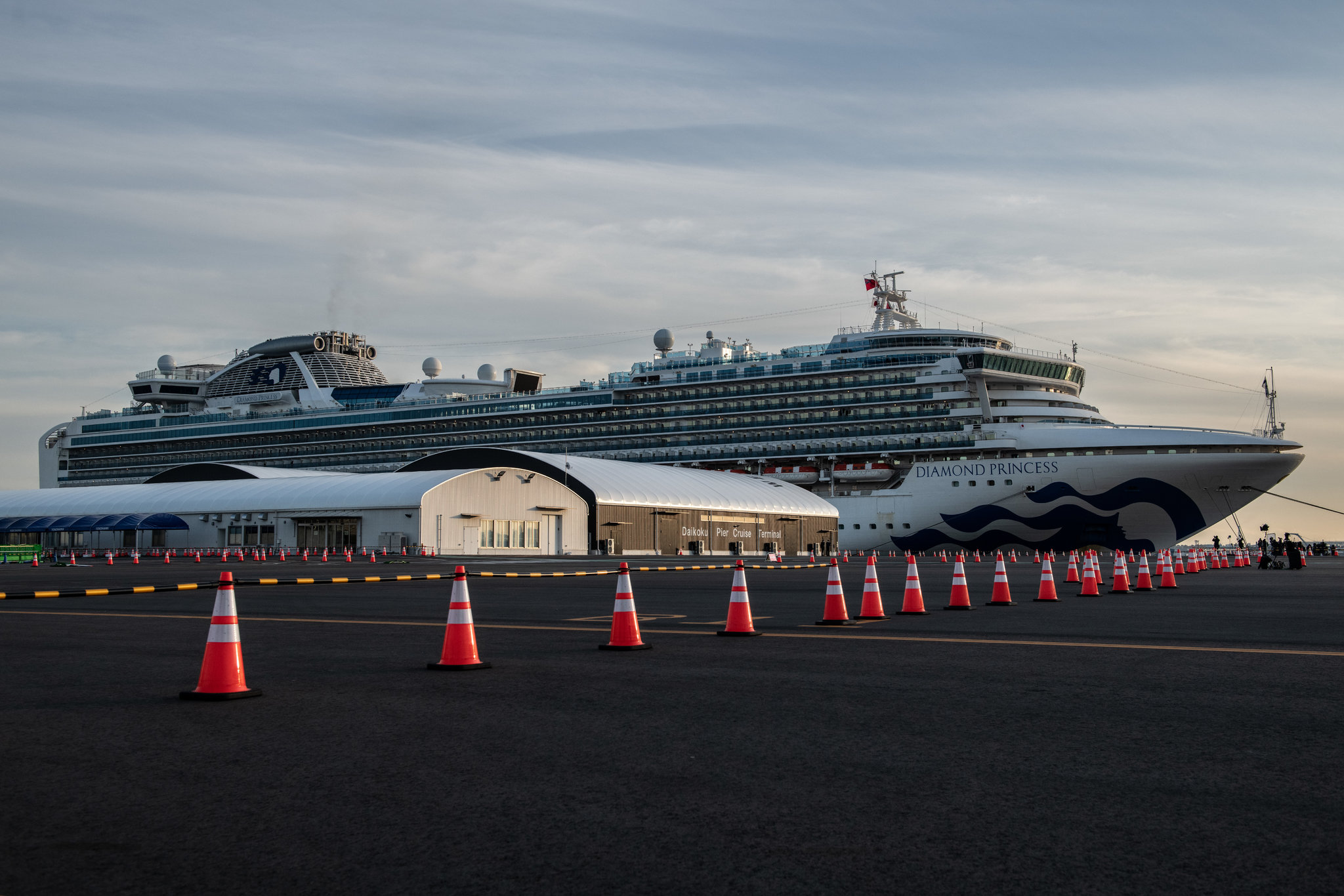 Jump in Coronavirus Cases on Ship Poses a Critical Test for Japan ...