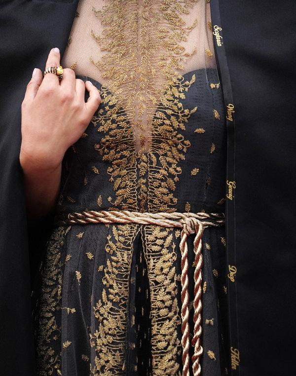 Natalie Portman's jacket.