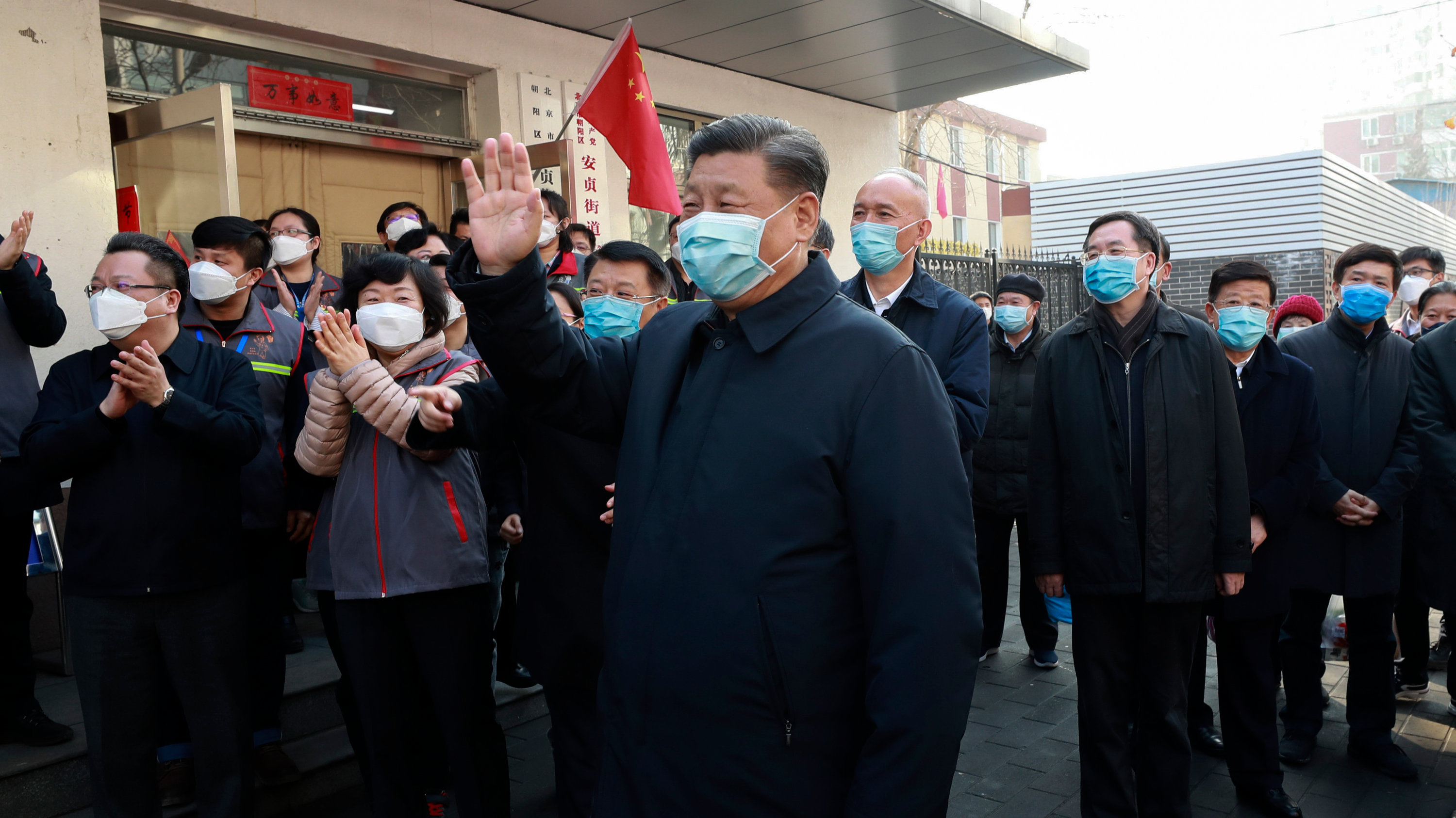 A Grim Landmark as Official Death Toll in China Tops 1,000 - The ...