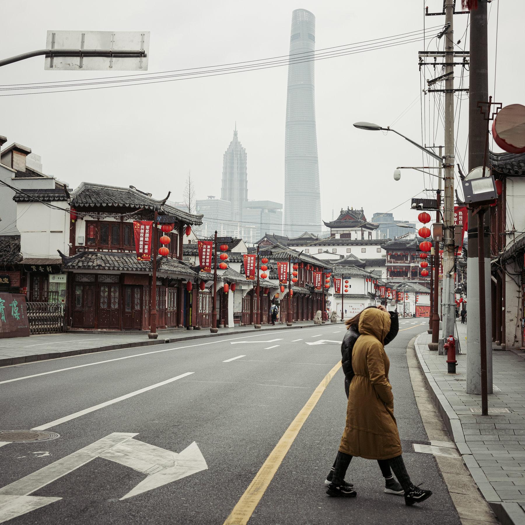 As Coronavirus Stifles China, Economic Logjams Build Worldwide ...