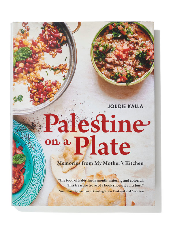 "Kalla's ""Palestine on a Plate"" (2016)."