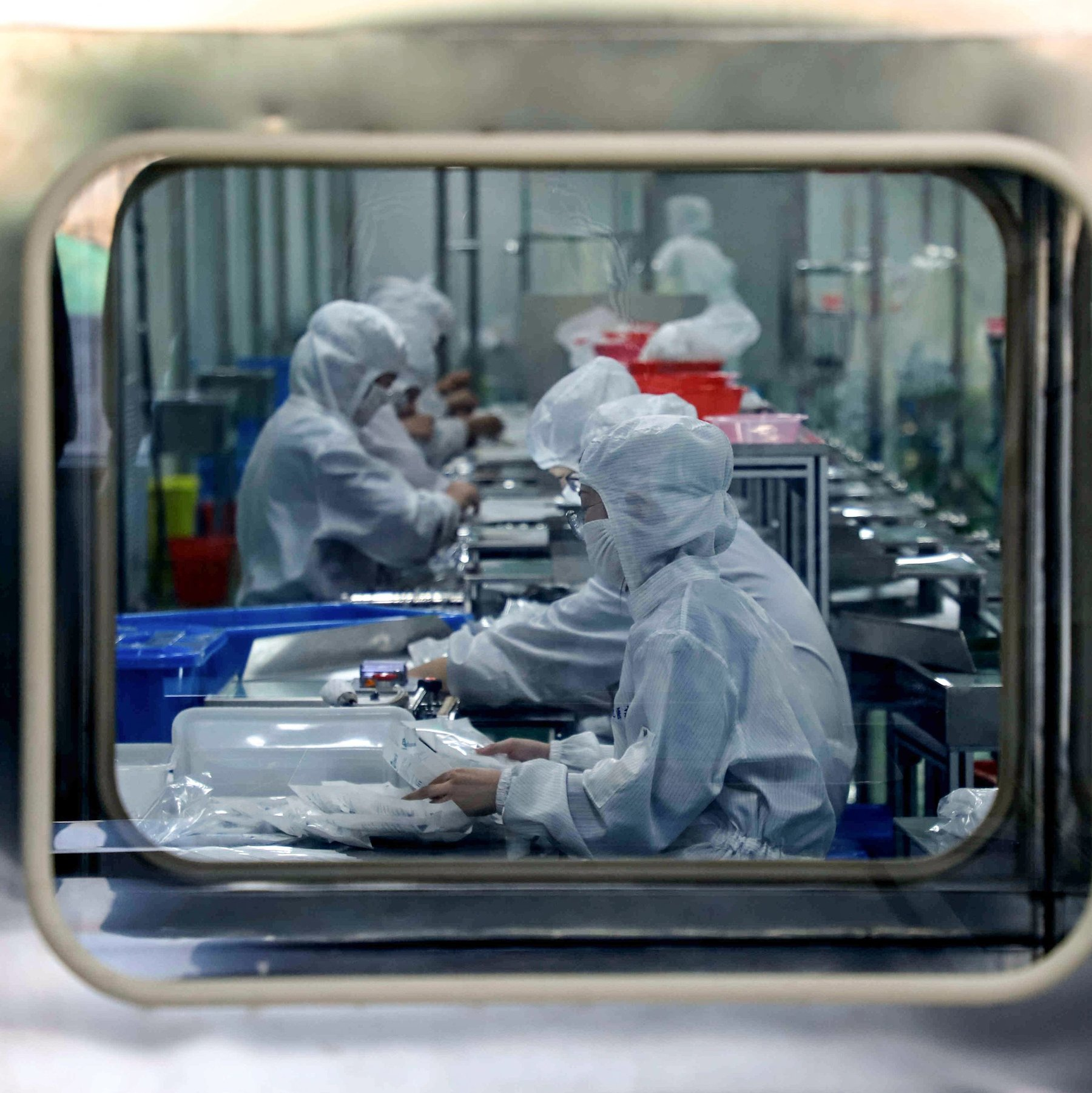 Slowed by the Coronavirus, China Inc. Struggles to Reopen - The ...