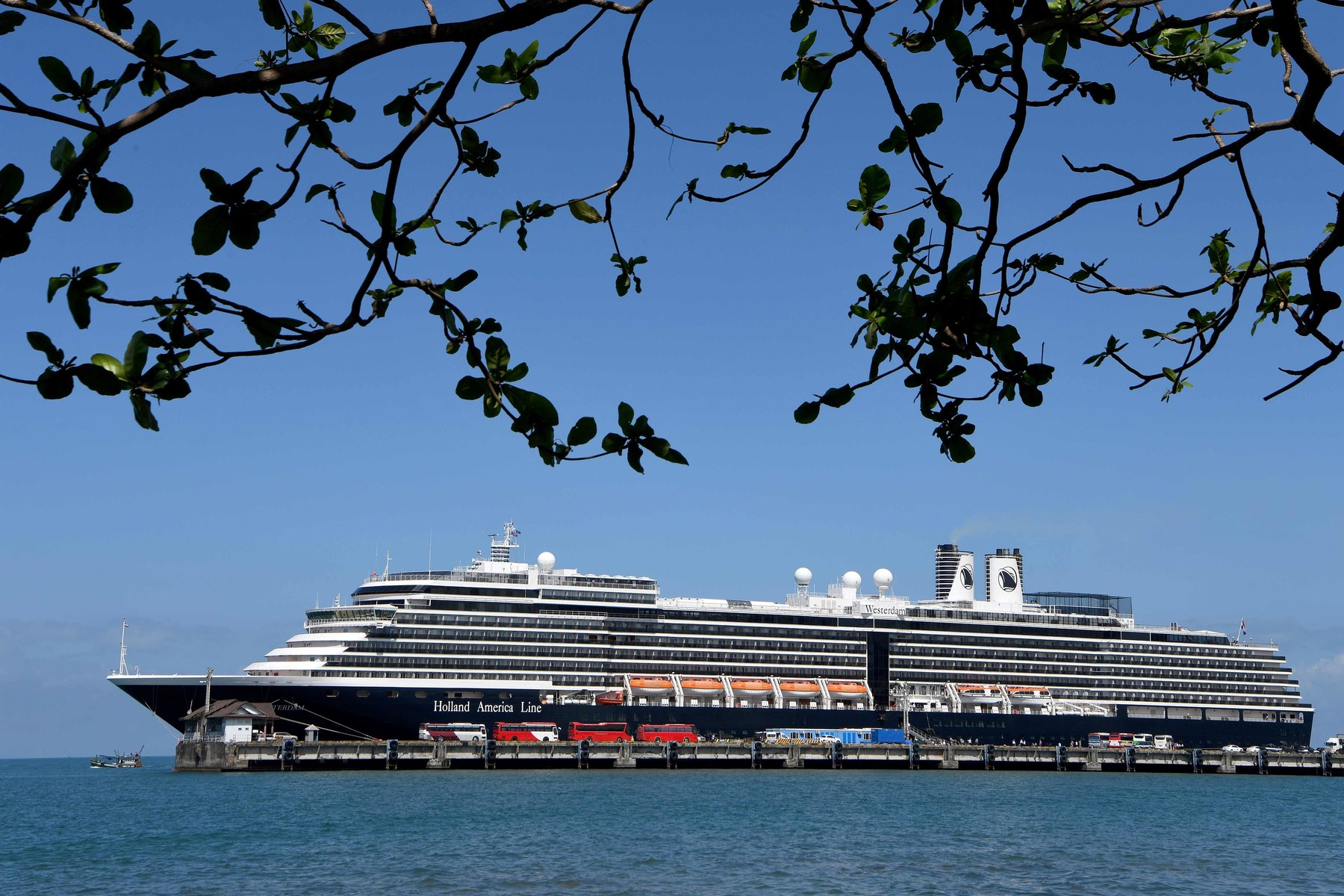 Coronavirus Infection Found After Cruise Ship Passengers Disperse ...