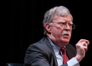 Bolton Hints at Further Revelations if He Overcomes White House Censorship