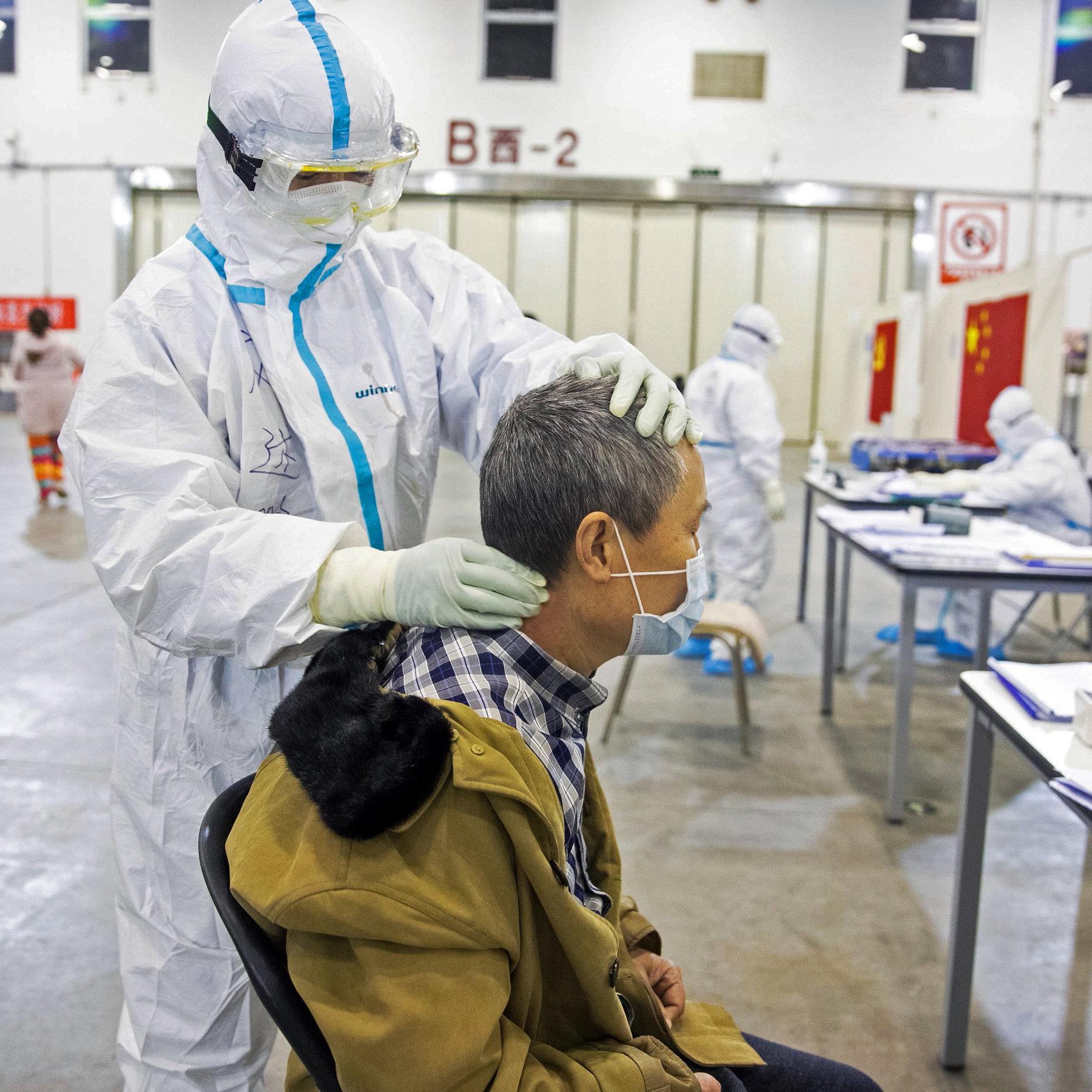 Why the Coronavirus Seems to Hit Men Harder Than Women - The New ...