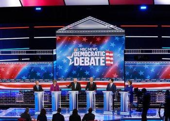 6 Takeaways From the Democratic Debate in Nevada
