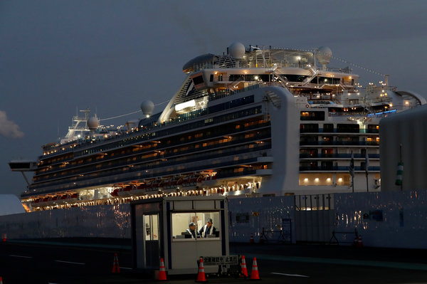 Hundreds Released From Diamond Princess Cruise Ship in Japan - The ...