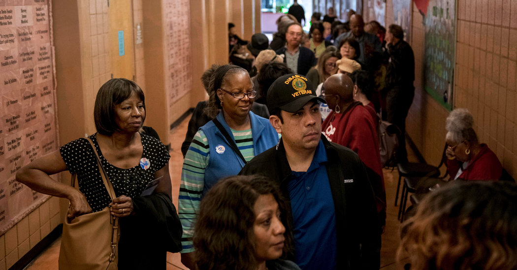 Black and Latino Voters Are Looking for More Than Just Some Token Words