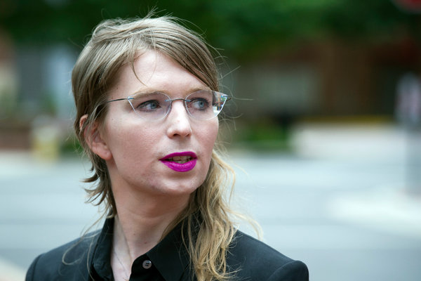 The former Army intelligence analyst Chelsea Manning in May 2019.