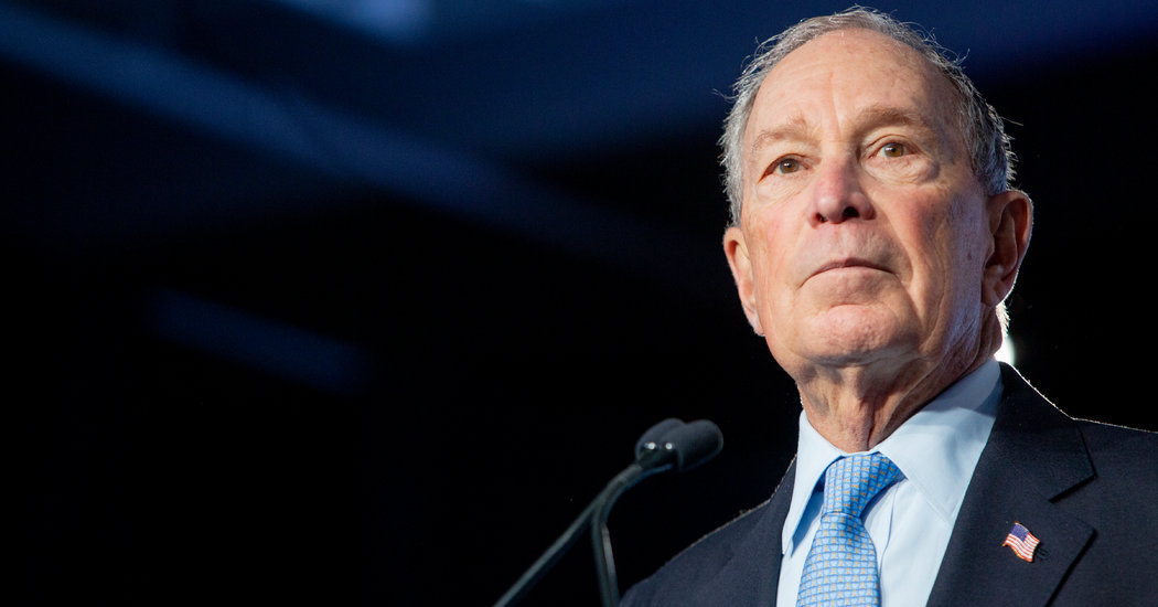 Bloomberg Says Hes Willing to Release 3 Women From Nondisclosure Agreements