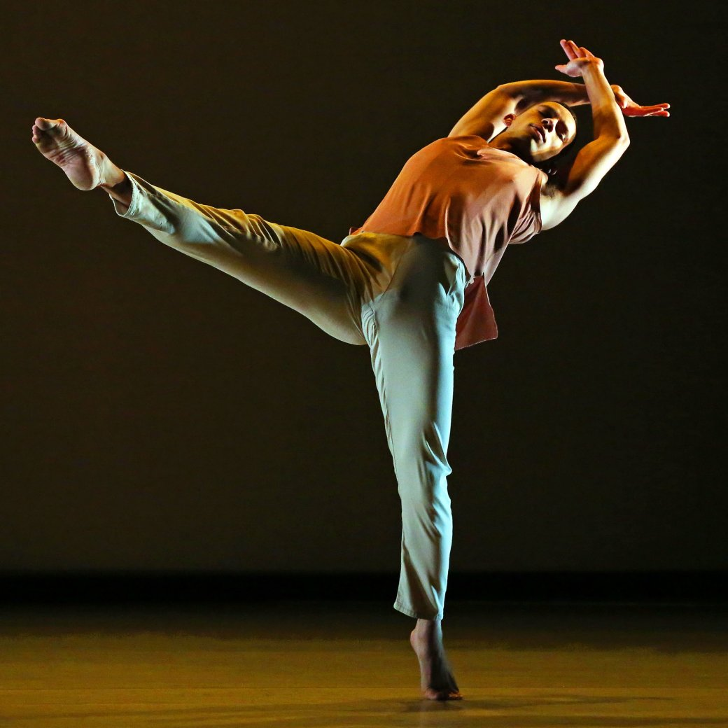 Review: Richard Alston Dance Says Adieu in (Quiet) Character - The ...