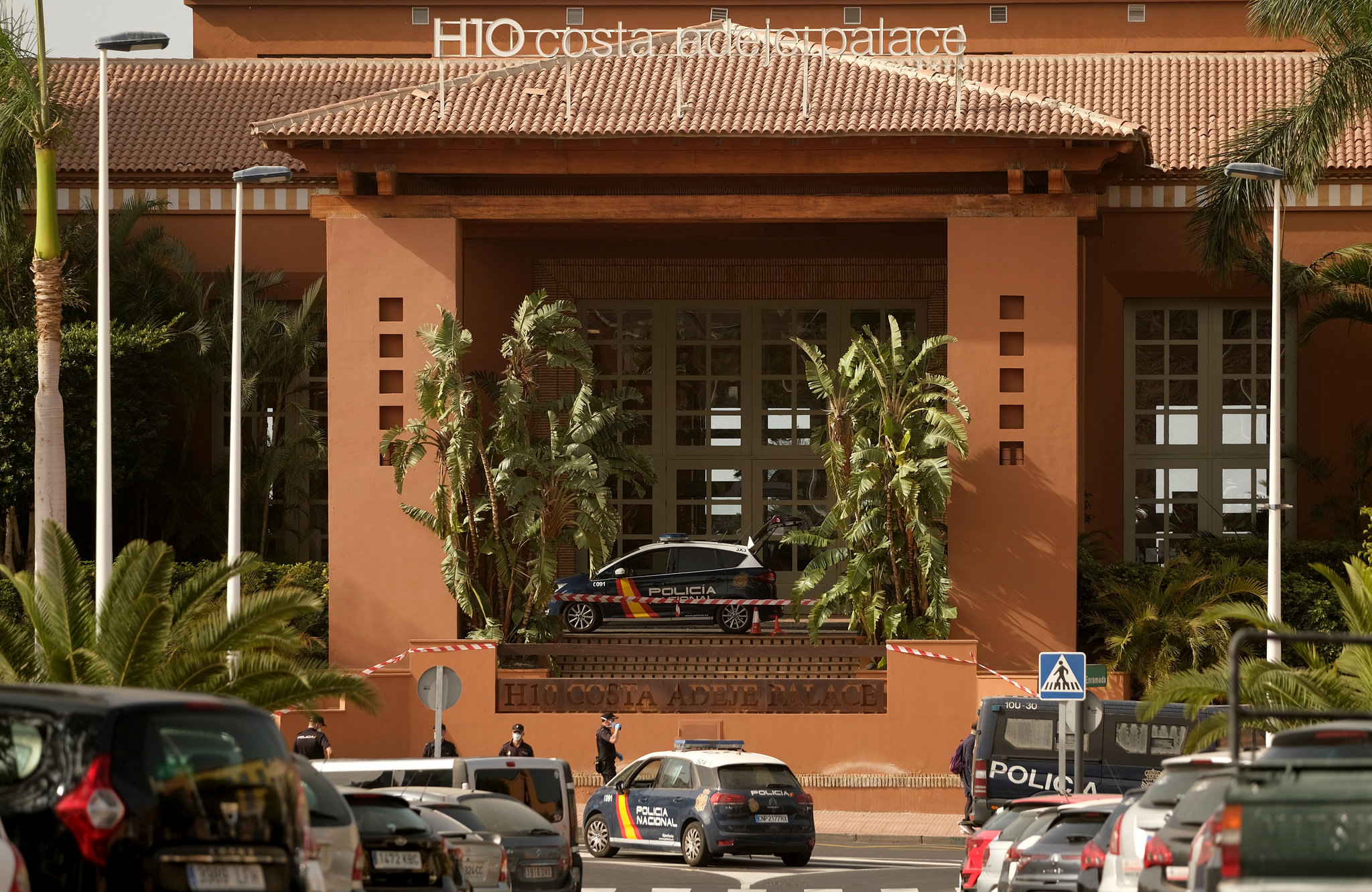 Spanish Hotel Is Locked Down After Guests Test Positive for ...