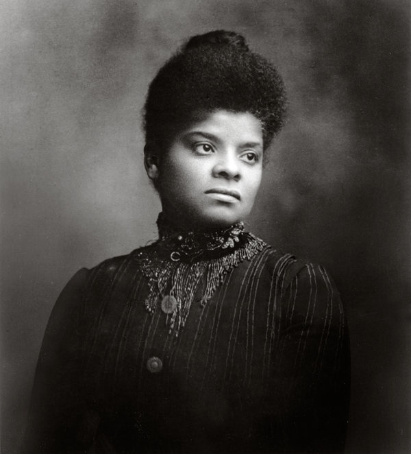 The journalist Ida B. Wells fought for years to end lynching.