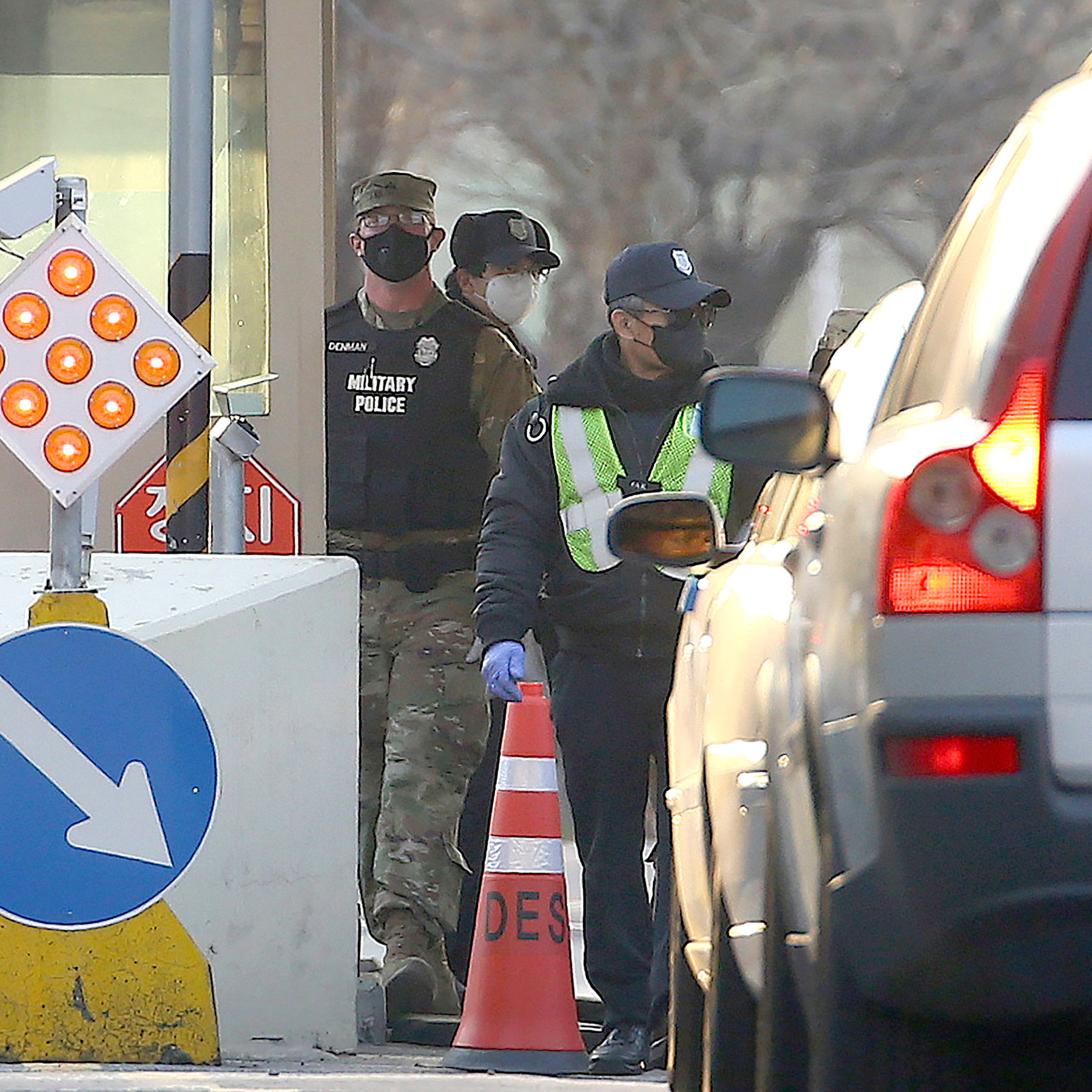 U.S. Soldier Tests Positive for Virus in South Korea - The New ...
