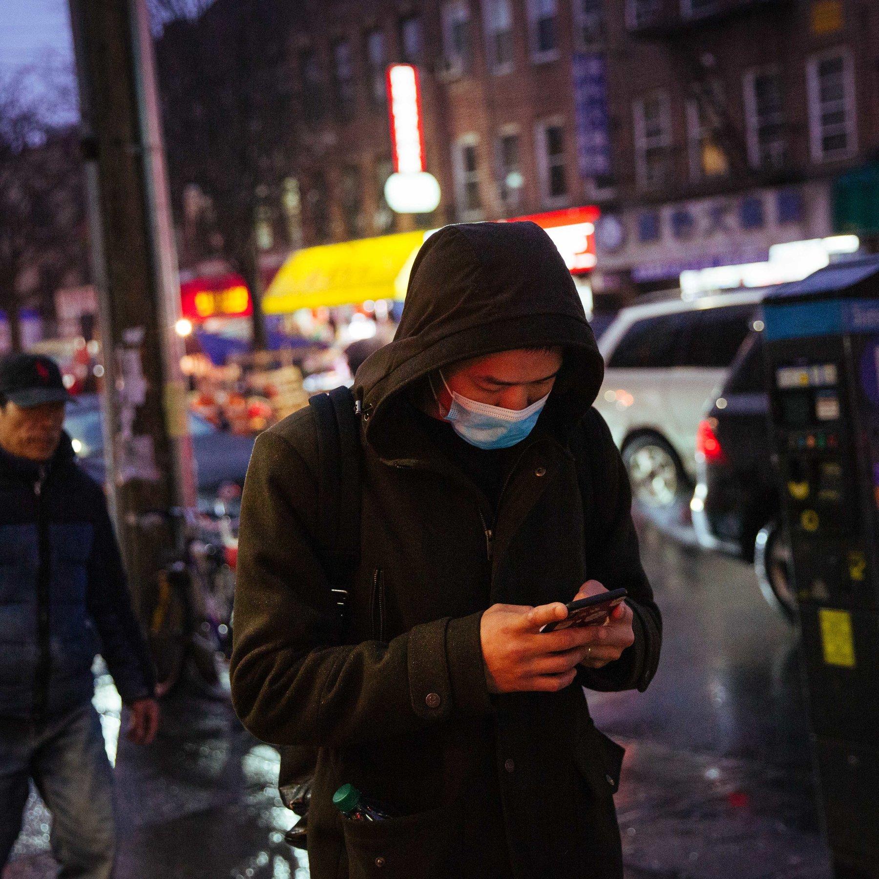 Coronavirus in New York: the Latest - The New York Times