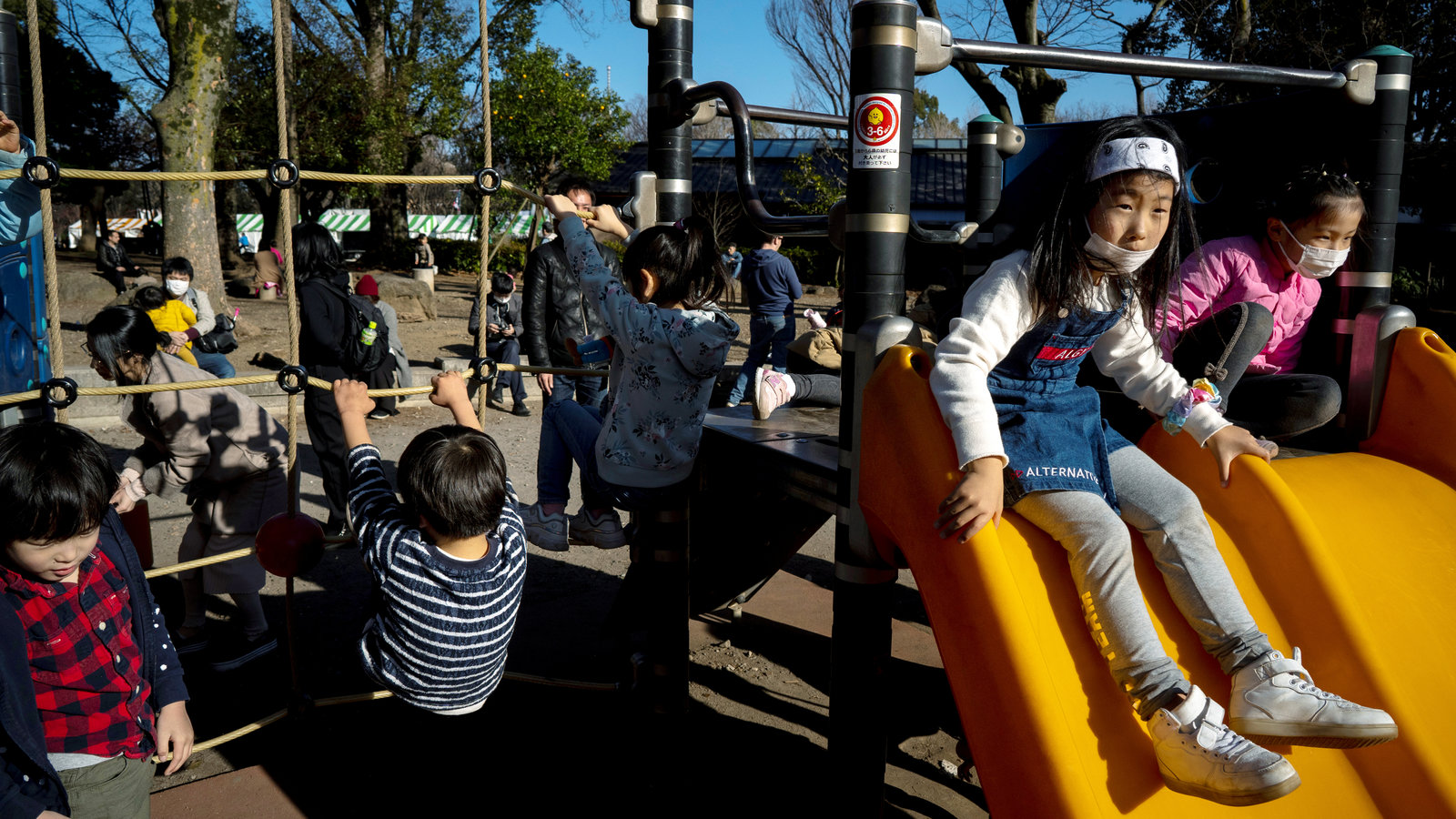 Japan Shocks Parents by Moving to Close All Schools Over ...