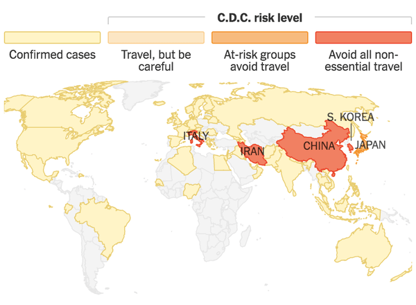 Coronavirus Briefing: What Happened Today - The New York Times