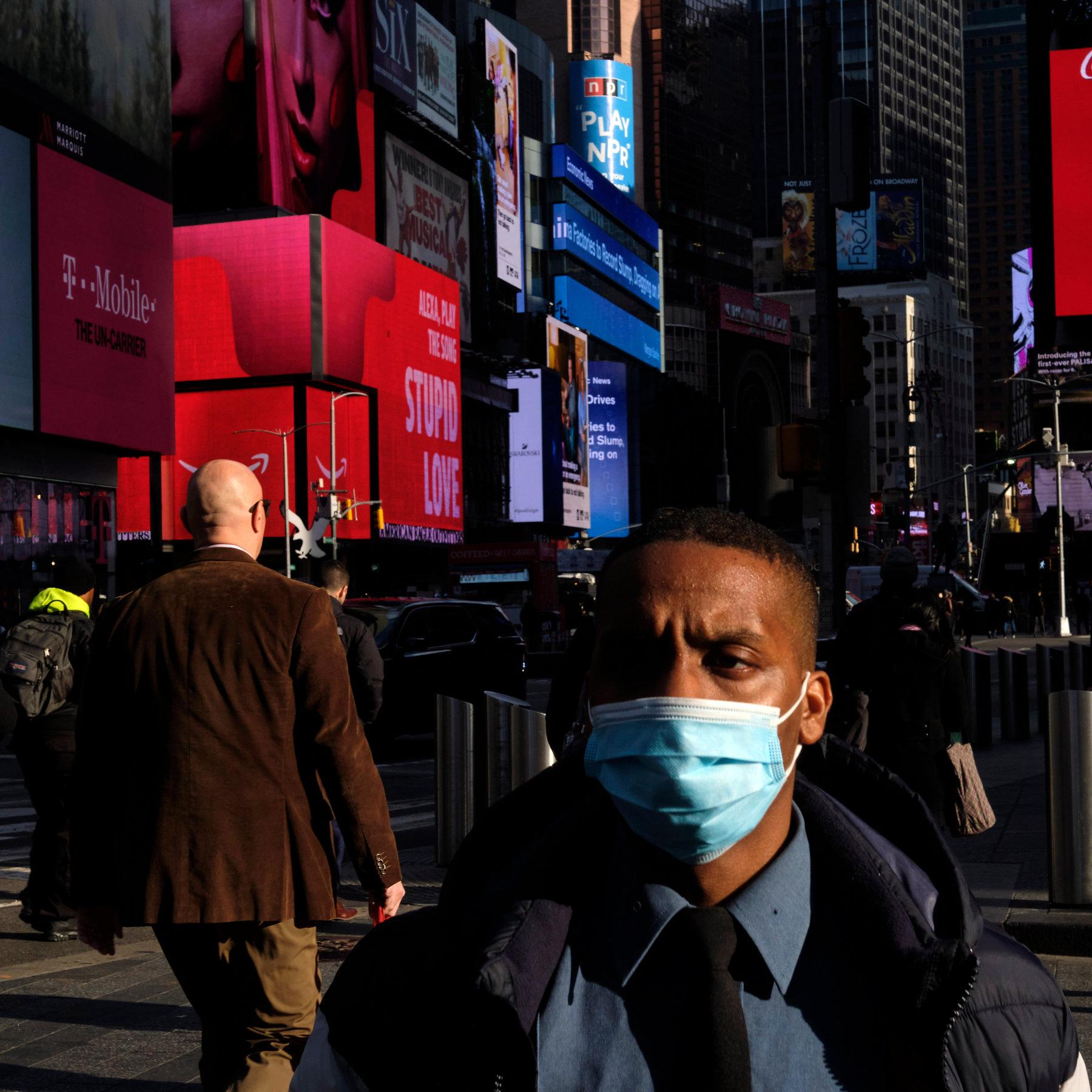 Coronavirus Outbreak Will Spread in New York City, Officials Warn ...