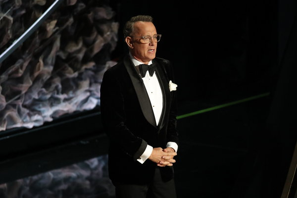 "Tom Hanks said he and his wife, Rita Wilson, ""will be tested, observed and isolated for as long as public health and safety requires."""