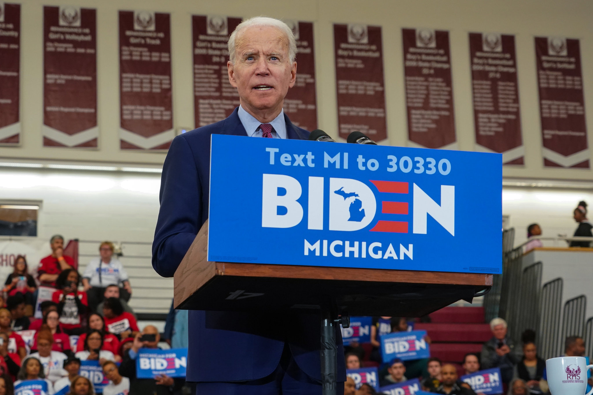 Opinion | Joe Biden Beat Bernie Sanders. But So Did the Pandemic ...