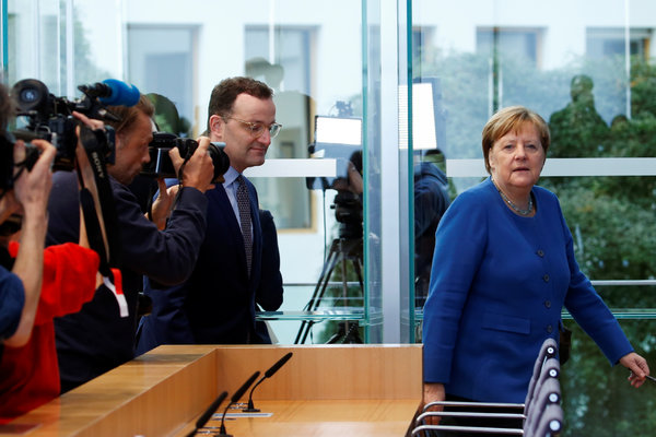 Coronavirus Pandemic, Angela Merkel, Markets: Your Thursday ...