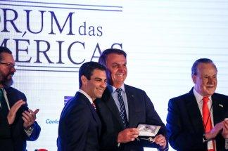 Miami Mayor Tests Positive for Coronavirus After Meeting Brazilian President Jair Bolsonaro