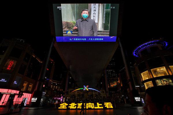 As China Cracks Down on Coronavirus Coverage, Journalists Fight ...