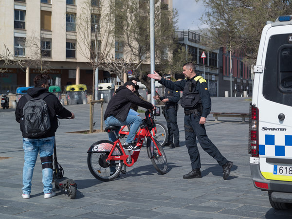 Spain, on Lockdown, Weighs Liberties Against Containing ...