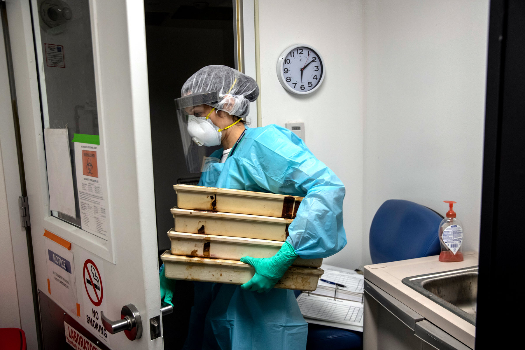 Coronavirus Treatment: Hundreds of Scientists Scramble to Find One ...