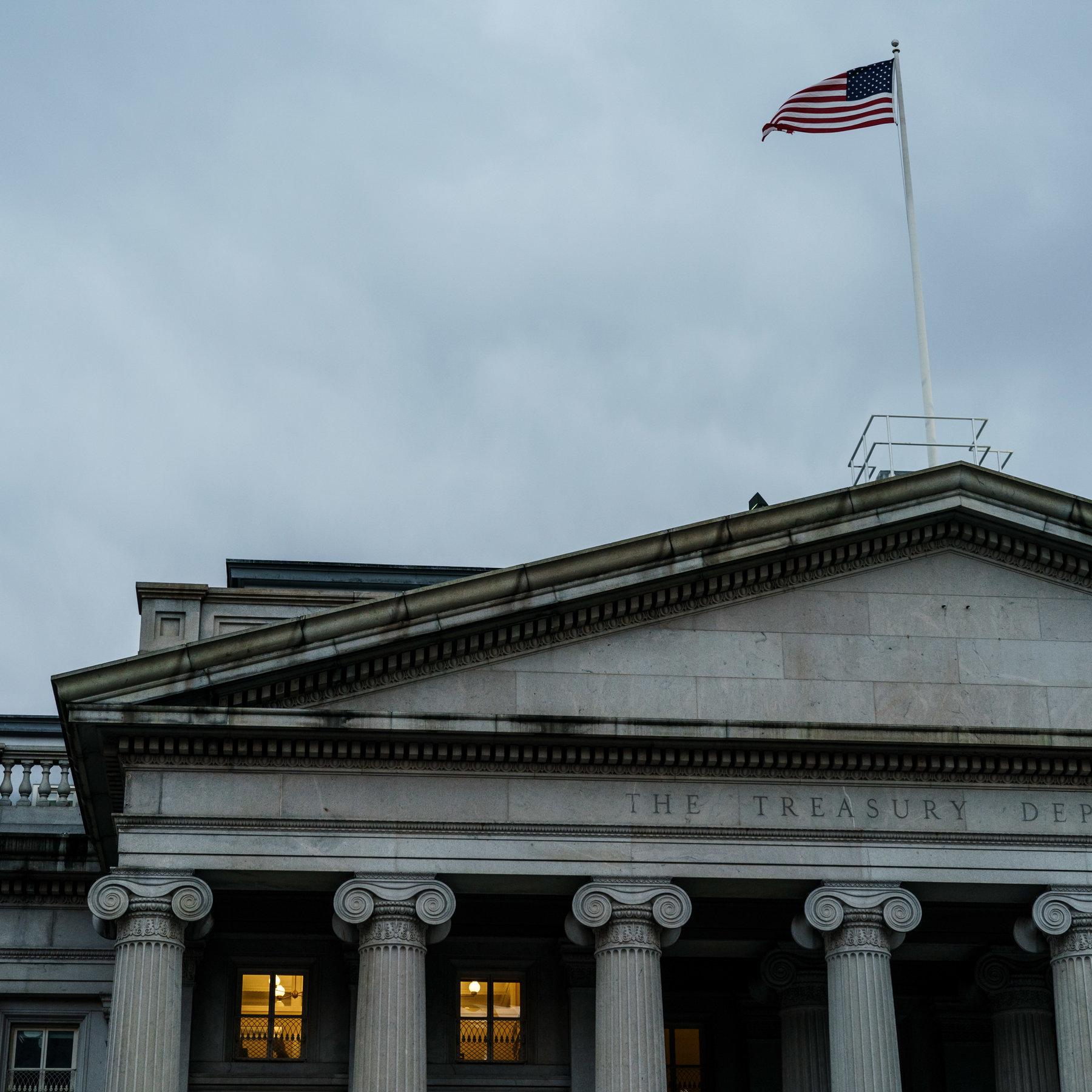 Washington Weighs Big Bailouts to Help U.S. Economy Survive ...