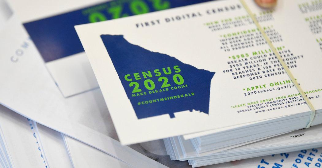 Census Suspends Field Operations Amid Coronavirus Fears
