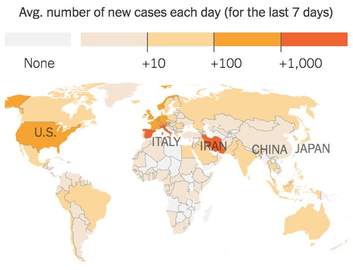 Coronavirus Briefing: What Happened Today - The New York Times