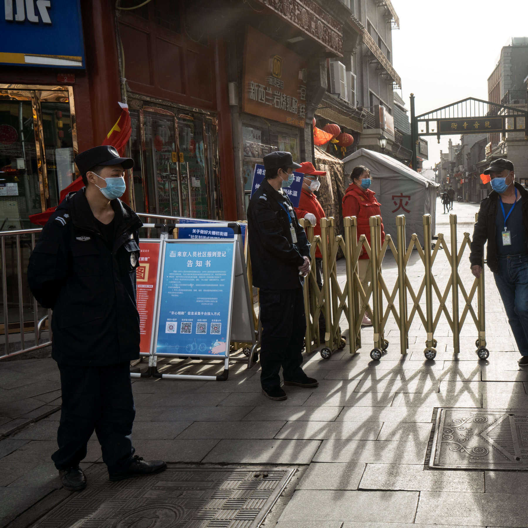 China Hits a Coronavirus Milestone: No New Local Infections - The ...