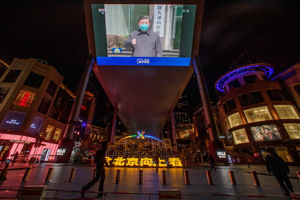 Its Coronavirus Cases Dwindling, China Turns Focus Outward - The ...