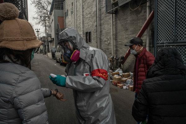 Coronavirus Live Updates: No New Local Cases in China; Trump ...