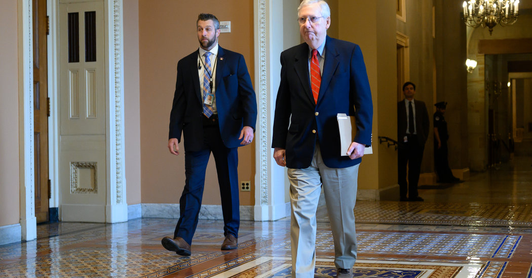 Emergency Economic Rescue Plan in Limbo as Democrats Block Action