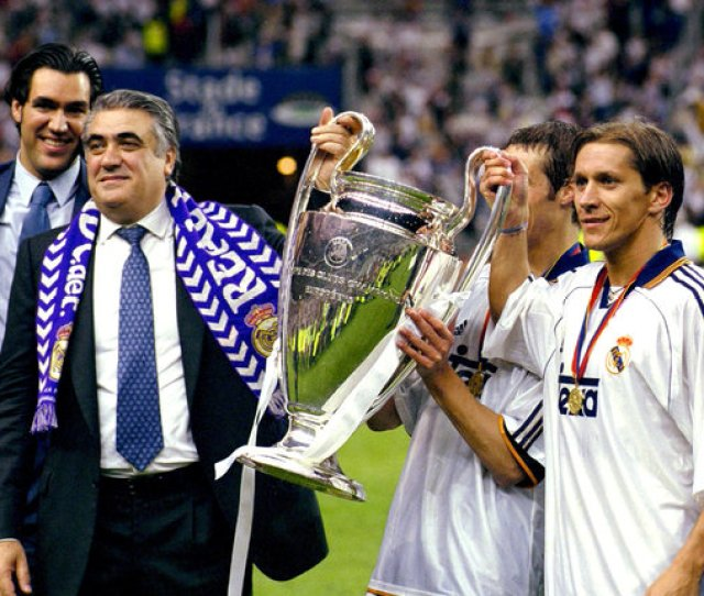 Lorenzo Sanz Who Led Comeback Of Real Madrid Dies At  The