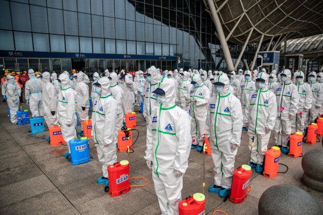 Coronavirus in China: Hubei Province Lockdown Eased After 2 Months ...